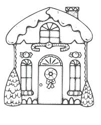 gingerbread house coloring sheet gingerbread house coloring sheets printables bedrooms in spanish