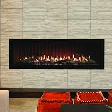 Empire Boulevard Direct Vent Linear Gas Fireplace 60