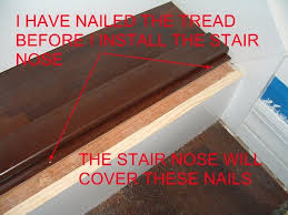 impressive how to install wood flooring on stairs stair tread much cost