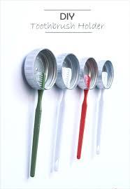 bottle cap toothbrush holder wall argos ideas