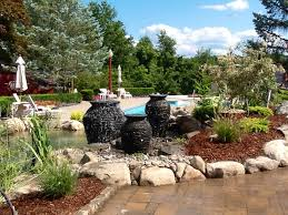 fountainslet the professionals at garden state koi bring the sounds of water to your yard with a simple fountain installation we can easily and quickly
