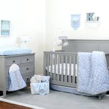 nojo crib bedding set the dreamer collection blue grey diamond print 8 piece crib bedding set nojo crib bedding