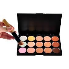 home concealer 15 color professional concealer palette face cream care camouflage foundation makeup