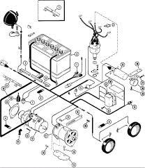 parts for case ck loader backhoes case 580 elec equipment wiring 159 spark ignition eng used