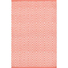 authentic c area rug orange and teal reef indoor outdoor rugs brown x