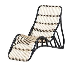 the nipprig collection represents a creative partnership between ikea wicker lounge chair
