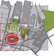 alabama stadium seating chart new stadium maps mercedes benz stadium of alabama stadium seating chart inspirational