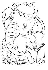 Small Picture Elephant Coloring Pages Amazing Fat Elephant Coloring Page With