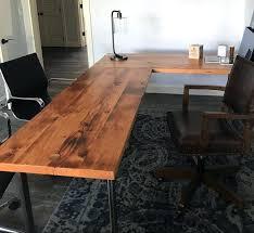 long wooden desk full size of interior lumber custom wood reclaimed large extra long wooden desk