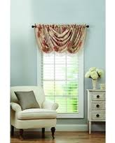 better homes and gardens valances. Perfect Gardens Better Homes U0026 Gardens Roses Waterfall Valance In And Valances M