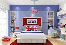 childrens fitted bedroom furniture. 3D Rendering Purple Children\u0027s Bedroom Furniture For UK Childrens Fitted