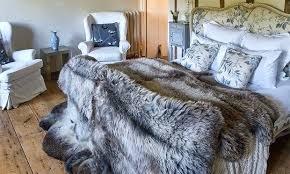 large fur rug bespoke large sheepskin rugs large white faux fur rug uk