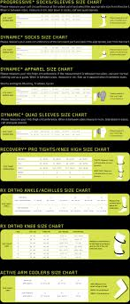 Cep Size Guide