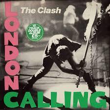 The <b>Clash</b> - <b>London Calling</b> | Releases | Discogs