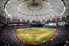 Tropicana Field Seating Chart View Tropicana Field Tampa Rays Seat View Seating Charts