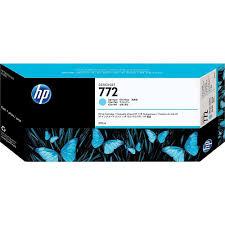 <b>HP DesignJet 772</b> Light Cyan Ink Cartridge (CN632A) | Cornershop