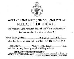 Womens Land Army In The Second World War 1939 1945 The Wartime
