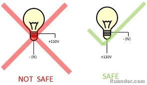 ruander com proper way to wire a light switch Wiring A Switch Socket Light Wiring A Switch Socket Light #85 wiring a light socket switch