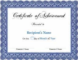 Certificate Border Word Stunning Certificate Template Word Vertical New Microsoft Word Certificate
