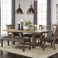 table dining. etolin 6 piece dining set table a