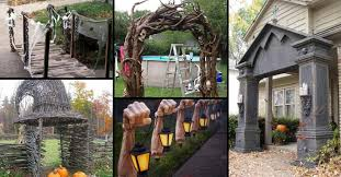 The Most 20 Coolest Halloween Entrance Ideas You Should Try