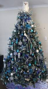 Cool Ideas For Silver Christmas Tree Decorations