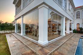 house in umhlanga durban durban frameless glass stacking doors