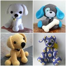 Free Crochet Dog Patterns Delectable Crochet Dog Pattern Free Crochet Patterns Crochetknitting