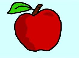 Manzanas Para Colorear Dibujos De Manzanas Para Colorear E Imprimir Paso A Paso