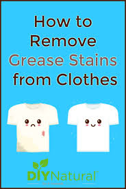 how to remove grease sns from