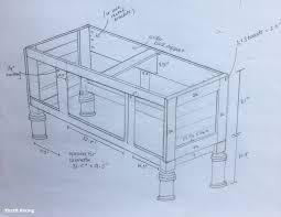 Building Bathroom Vanity Build A Diy Bathroom Vanity Part 3 Creating The Partitions