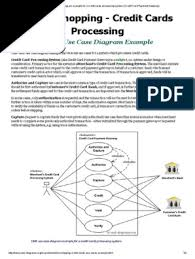 A uml class diagram for a mini accounting software. Uml Use Case Diagram Example For A Credit Cards Processing System Credit Card Payment Gateway Pdf Credit Card Use Case