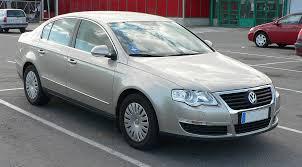 Volkswagen Passat (B6) - Wikipedia