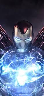 Avengers: Endgame Iron Man 4K Wallpaper ...