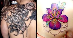 august birth month flower tattoos flowers healthy birth flower for april tattoos flowers healthy