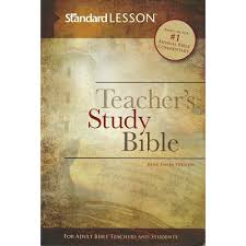Kjv Standard Lesson Teachers Study Bible Hardcover Clc Philippines
