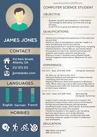 best resume templates 2015 resume format 2015 samples resume format 2017