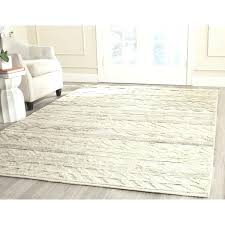ivory area rug hand woven wool cotton ivory area rug solid ivory area rug 8x10