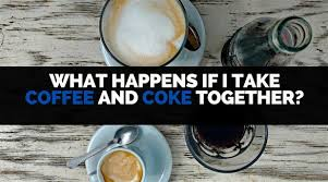 This article will focus on the benefits and risks of drinking cow's milk. What Happens If I Take Coffee And Coke Together Considerations Soda Pop Craft Make Your Own Soft Drinks At Home