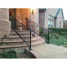 In order to deliver the finest custom handrails to our clients. Iron Stair Railing Outdoor Iron Stair Railing Manufacturer From New Delhi