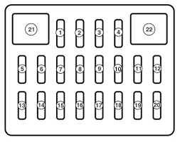 endeavor fuse diagram diy enthusiasts wiring diagrams \u2022 Chrysler Town and Country Fuse Diagram ford endeavour mk3 third generation from 2015 fuse box diagram rh autogenius info 2007 mitsubishi endeavor fuse diagram 04 endeavor fuse diagram