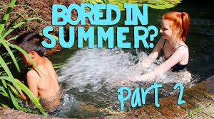 What To Do If You re Bored In Summer 2 Pool Games Movies.
