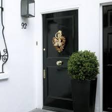 Elegant front doors Luxury Front Elegant Front Door Photo In London With Black Front Door Deutscherapothekenpoolinfo Elegant Door Houzz