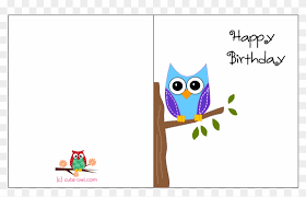happy birthday card printable free greeting cards printable owl birthday free card designs printable