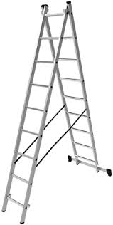 <b>Лестница Олимп</b> двухсекционная 2x9 1220209 A купить в ...