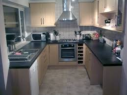 Designs For U Shaped Kitchens Frosted Glass Cabinet Laminate Floor Small U Shaped Kitchen Hood