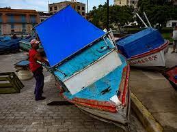 Tropical Storm Elsa Is Lashing Cuba ...