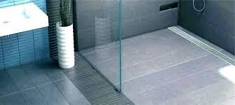 custom shower pan for tile tile over shower pan custom shower pan tile effect shower panels