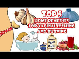 Top 5 Home Remedies For Vaginal Itching and Burning - YouTube