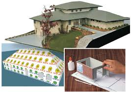 home and landscape design. create a 3d model. design it home and landscape design